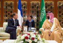 mohamed ben salmane macron arabie saoudite