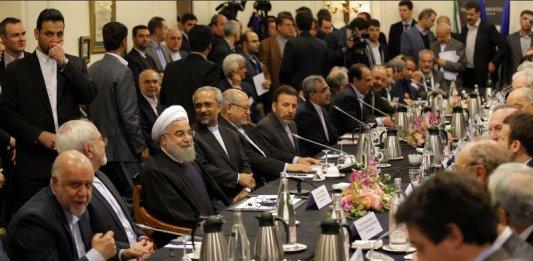 iran macron nucleaire balistique