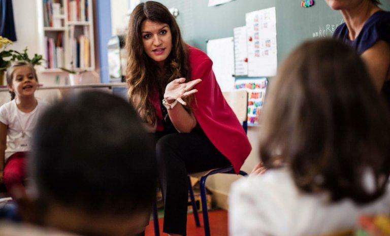 """Marlène Schiappa: """"Je n'ai jamais soutenu l'écriture inclusive ni son enseignement à l'école!"""""""