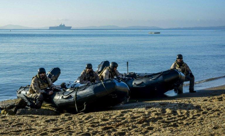 Migrants en Méditerranée: la seule solution, c'est l'armée