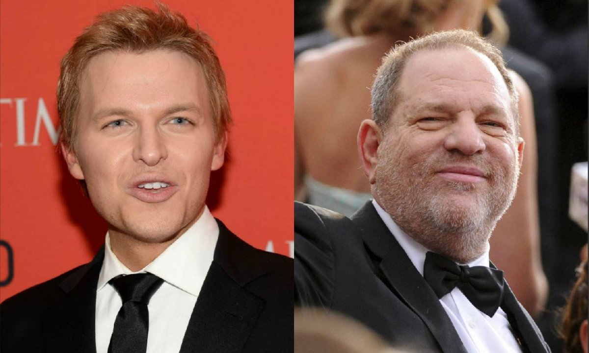 farrow weinstein harcelement hollywood
