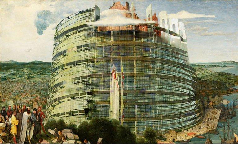"""L'Europe, cette """"Babel moderne"""" dont ils se félicitent!"""