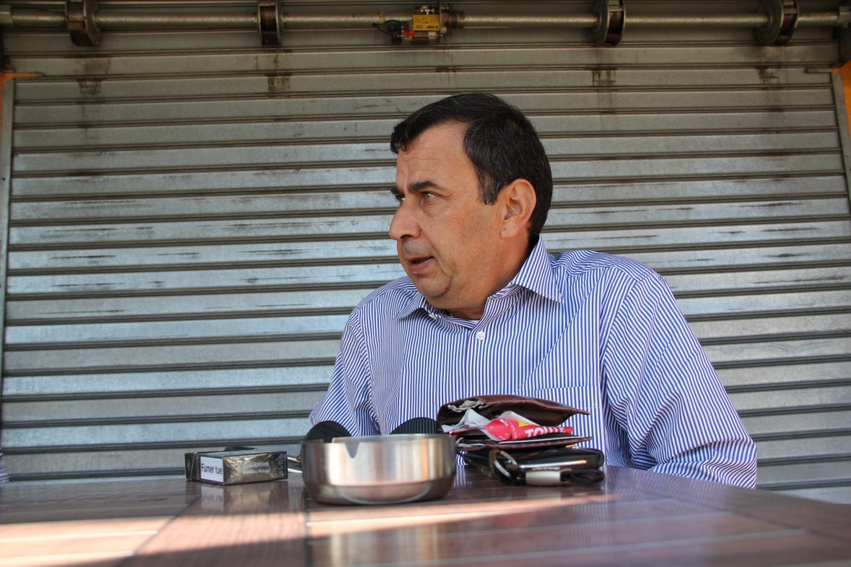Fouzi Bouhadi, ancien conseiller municipal de Perpignan. Photo: Emma Rebato