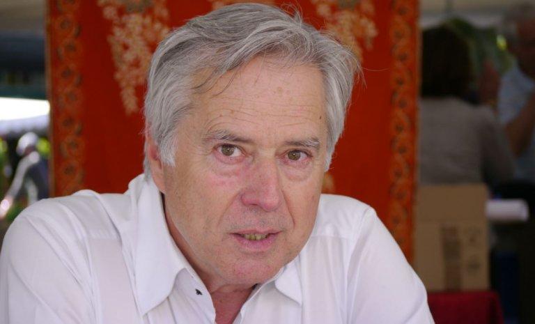 André Velter, le poète-éditeur qui donne de l'inspiration