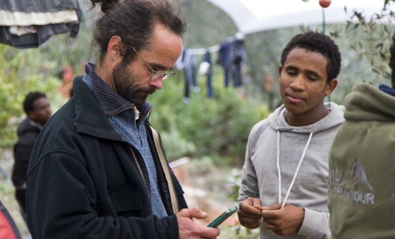 A Breil-sur-Roya, les migrants, les militants et les méfiants