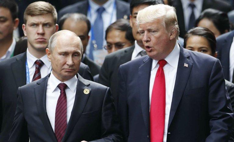 Un an de Trump et toujours pas de guerre mondiale