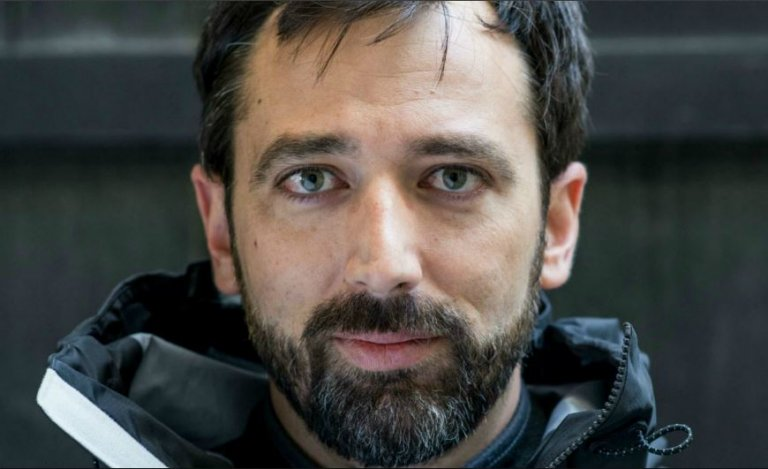 Gérald Andrieu, reporter aux frontières