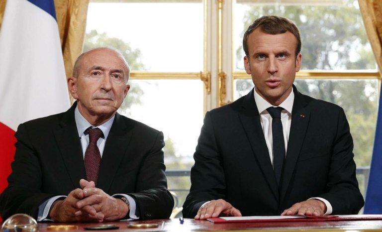 Loi sur l'immigration: la vraie droite, c'est Macron