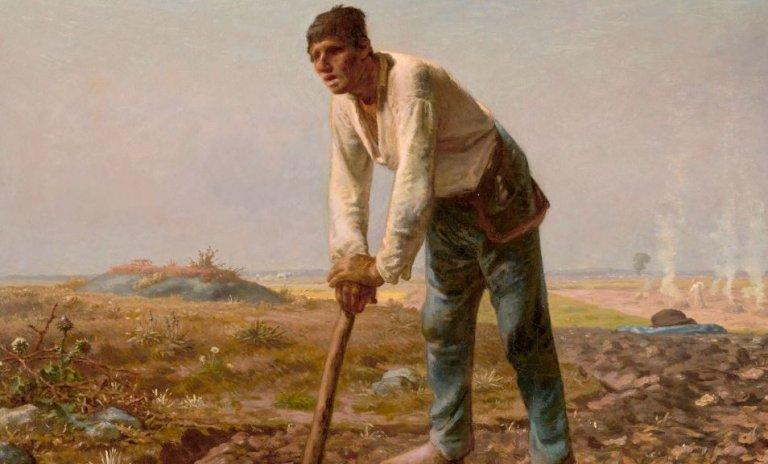 Millet, grand peintre du petit peuple