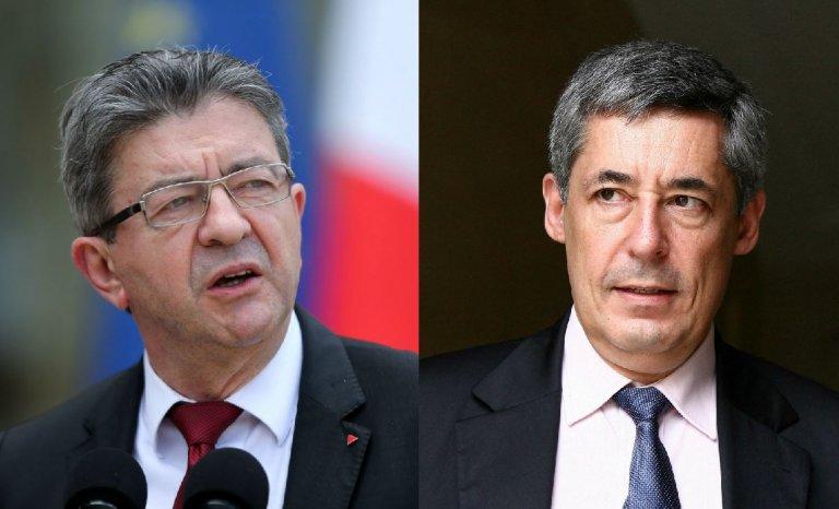 Décembre 2017, Mélenchon nomme Guaino Premier ministre
