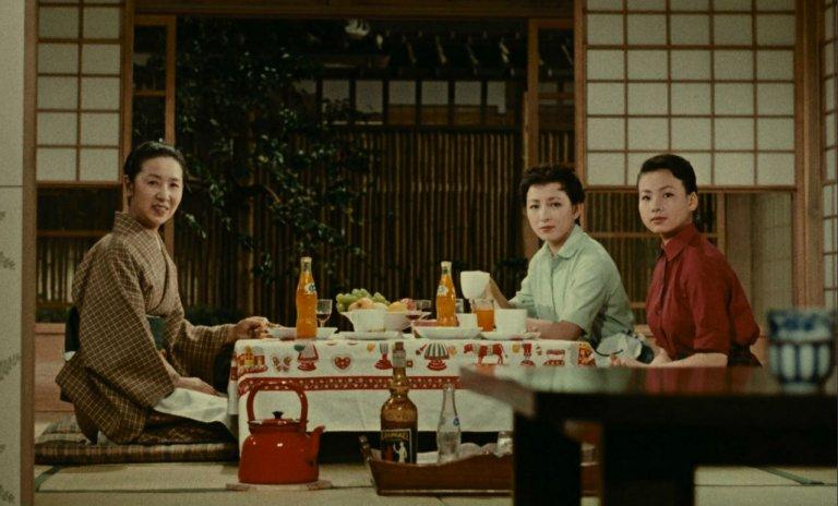 Et LucChomarat sacra Ozu meilleur cinéaste de tous les temps