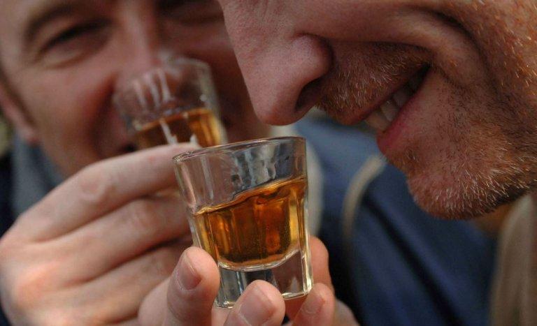 Le whisky est une star de cinéma