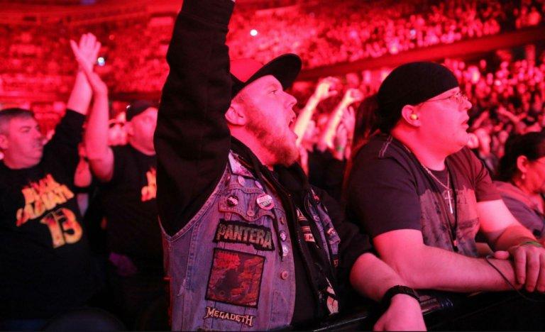Black Sabbath, working class heroes !