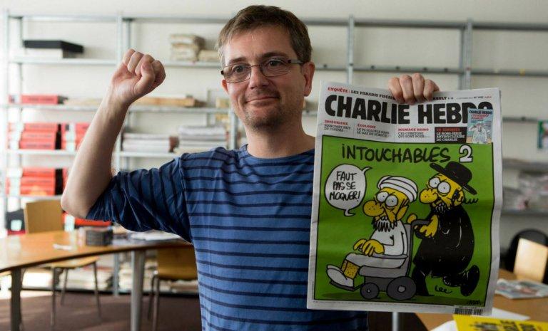 Islamophobie: ils veulent (encore) faire taire Charb!