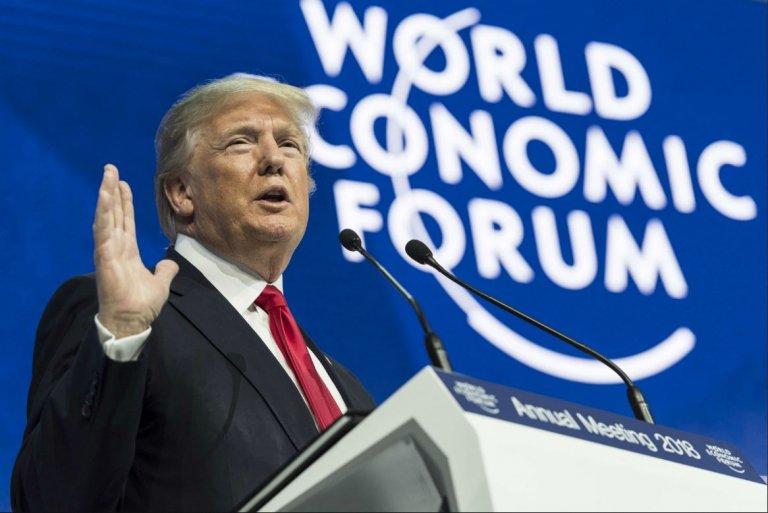 A Davos, Trump met fin au multilatéralisme absolu
