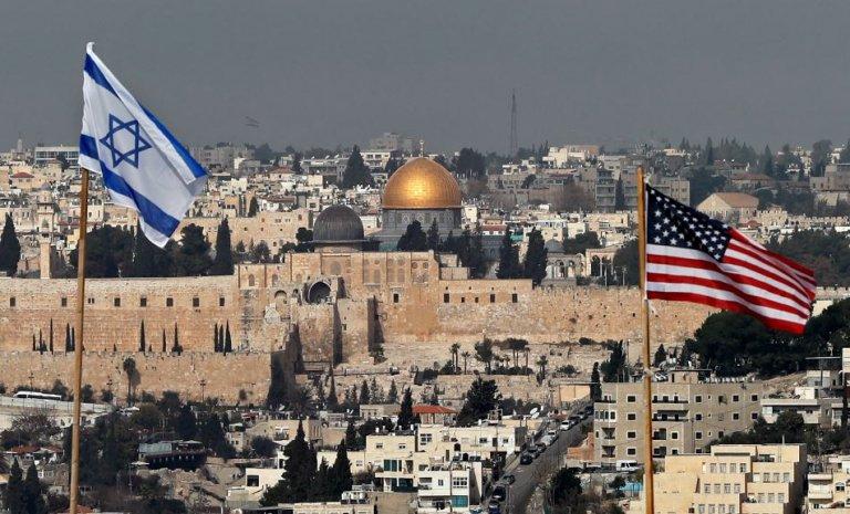 Jérusalem: Trump ne fait que reconnaître la réalité