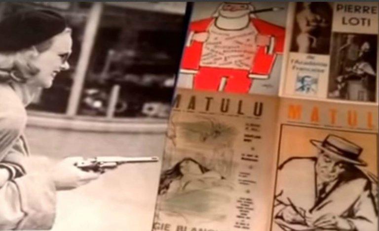 """""""Matulu"""", anthologie d'un journal rebelle"""