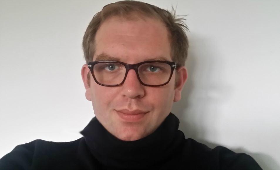 Consultant en communication né en 1980, Pierre Sautarel est le fondateur du site Fdesouche.com. / D.R.