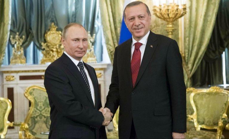 Erdogan, l'idiot utile de Poutine