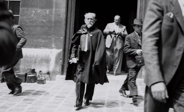 A Charles Maurras, la patrie pas reconnaissante!