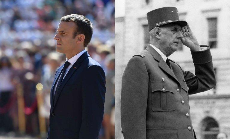 Rejoindre Macron, c'est trahir De Gaulle