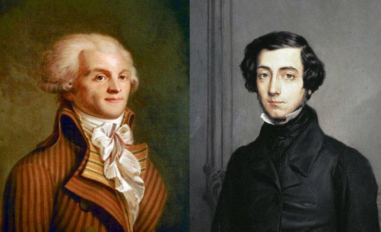Conservateurs, oubliez Robespierre !
