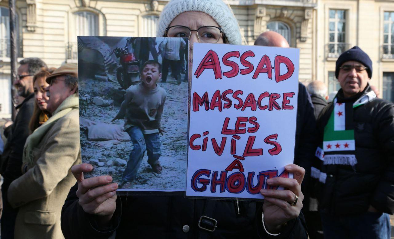 Le Figaro préfère les islamistes à Bachar
