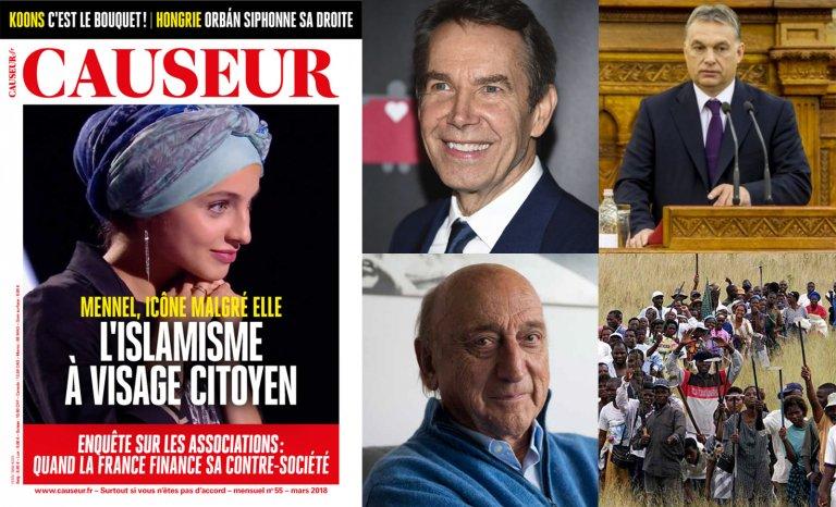 Causeur: l'islamisme à visage citoyen