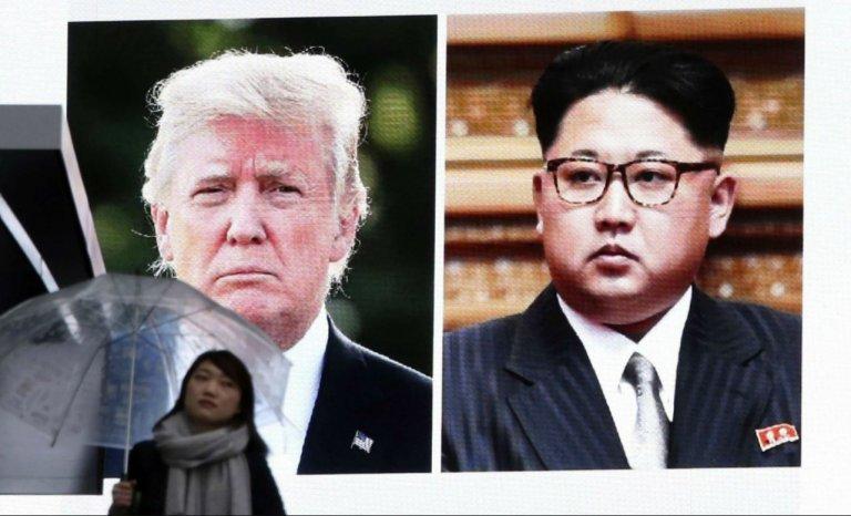 Donald Trump et Kim Jong-un : un barrage pour le Pacifique