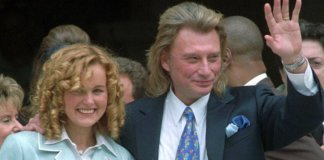 hallyday johnny laeticia