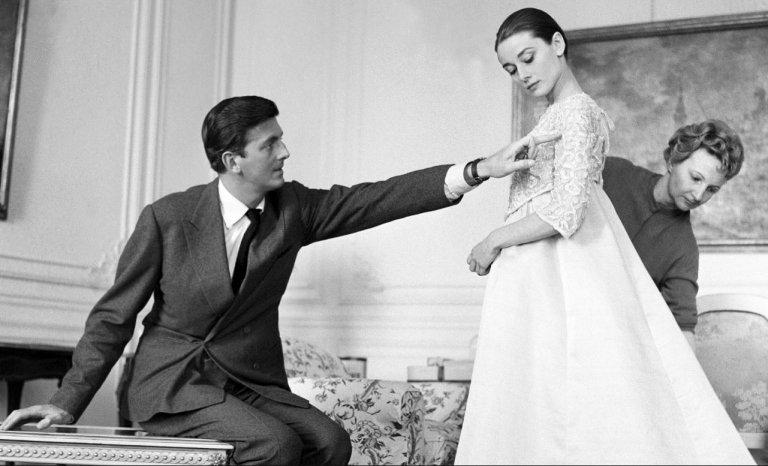 Givenchy, souvenir de l'élégance