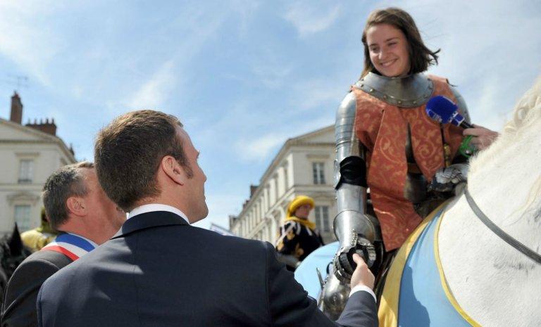 Jeanne d'Arc: ma fille, elle, n'aurait pas pu