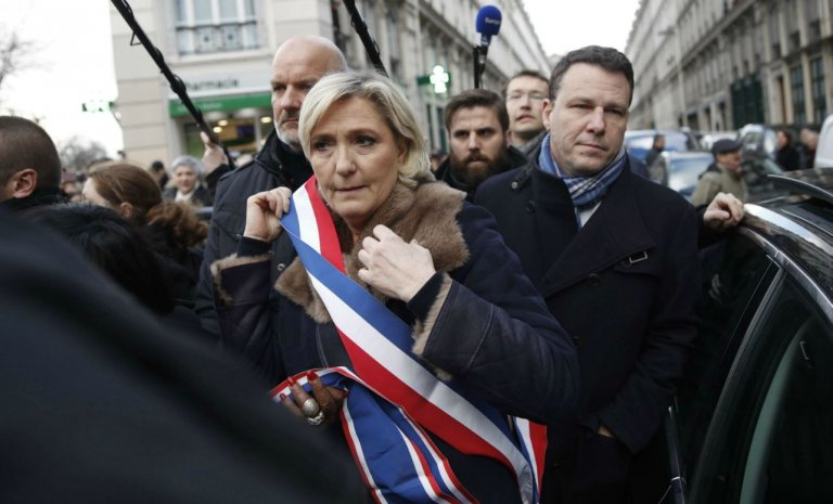 Mélenchon et Le Pen expulsés: not in my name!