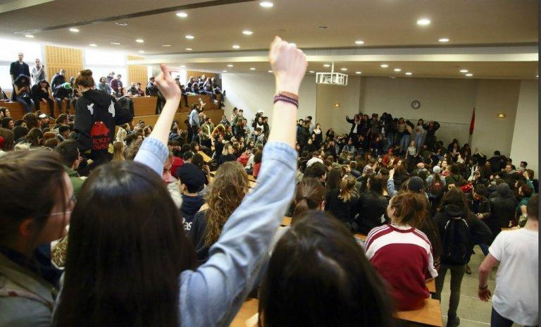 Université de Montpellier : des bloqueurs aux méthodes de voyou