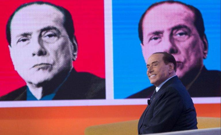 """Italie: """"Face au Mouvement 5 étoiles, Berlusconi a été soutenu par les grands médias"""""""
