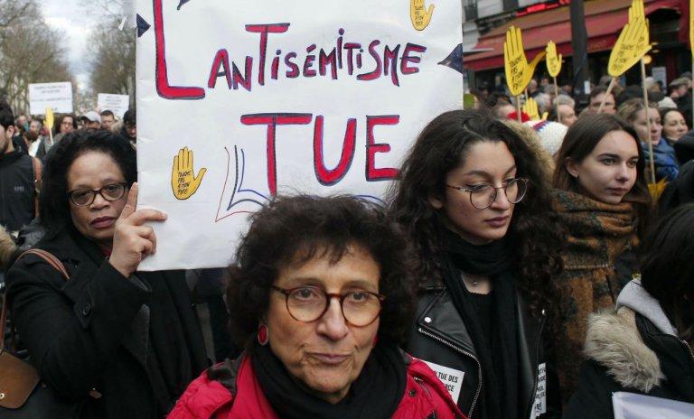 """""""Nouvel antisémitisme"""": pour l'AFP, il est """"virulent"""" de dénoncer ce qui est"""
