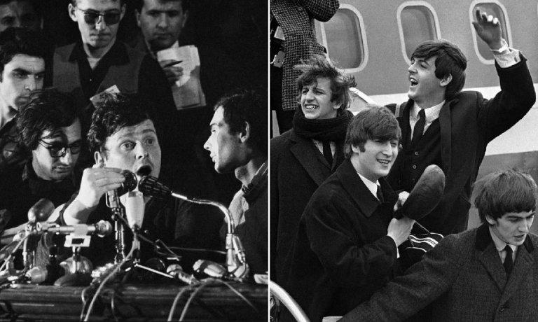 En 1968, la France a eu Cohn-Bendit, les autres ont eu les Beatles