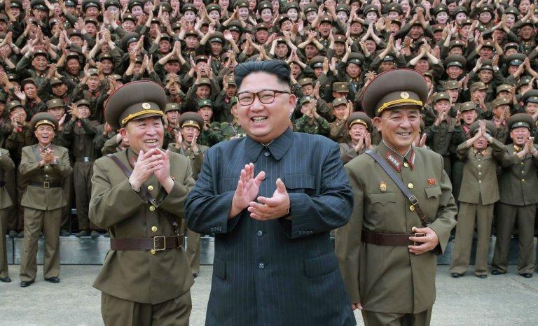 En Corée du Nord, on n'impose rien !