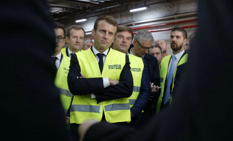Réformes: Macron ne veut bousculer ni les Français ni l'Allemagne
