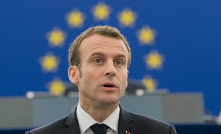 Macron: vous ne voulez plus de l'Europe? Vous aurez plus d'Europe!