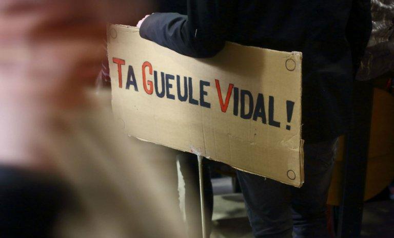 A bas le racisme, les hommes et les flics: pas de sélection des revendications à l'université Paris III