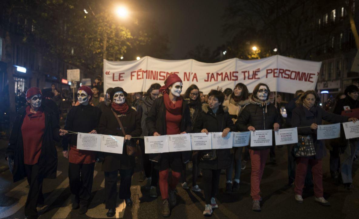 feminisme guerre sexes