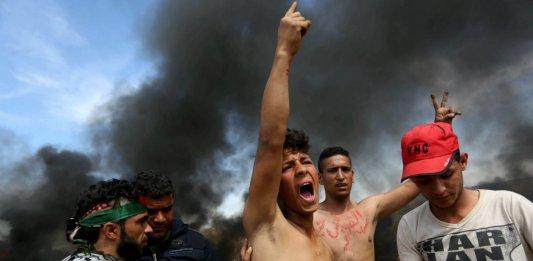 hamas fatah israel marche retour