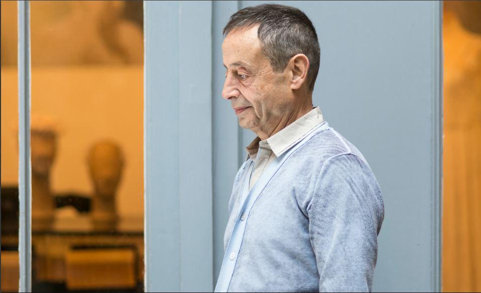 Gérard Berréby est directeur des éditions Allia. Il a notamment coécrit aux côtés de Raoul Vaneigem Rien n'est fini, tout commence (2014) et vient de rééditer l'imagination au pouvoir, de Walter Lewino. Crédit photo Hannah Assouline