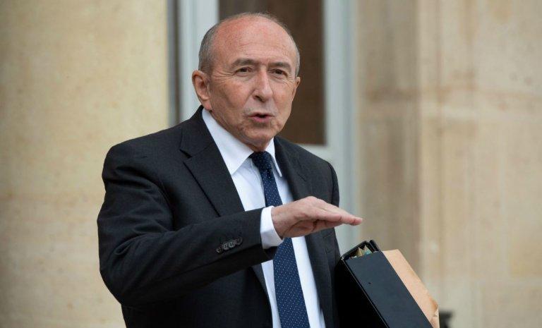 Immigration: Gérard Collomb ne sait absolument pas de quoi il parle