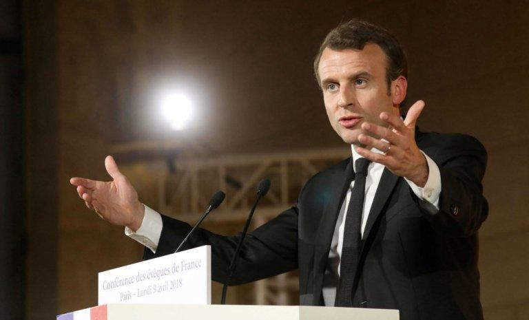 Macron ne peut pas traiter toutes les religions de la même façon