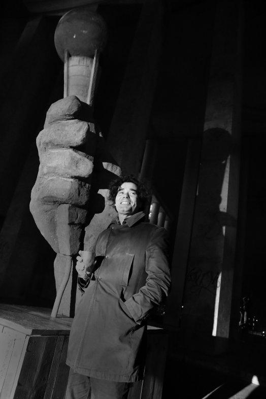 Olivier Urman. Photo: Orélie Grimaldi.