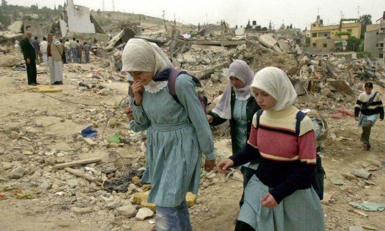 Au début des années 2000, de jeunes palestiniennes ont accusé à tort Tsahal de les empoisonner
