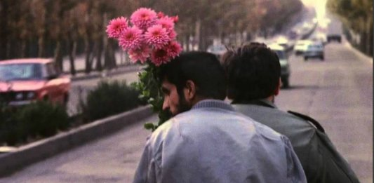 abbas kiarostami close up