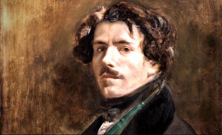 Delacroix, classique révolutionnaire